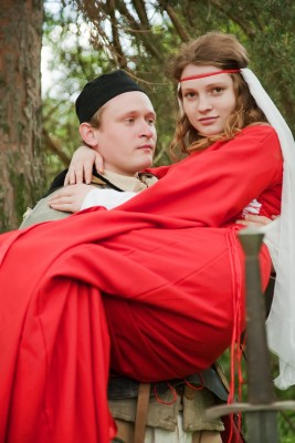 Are you holding on to the fairytale of being saved by the knight in shining armor?