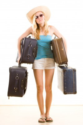 Unpack your bags - don't let the memory of your ex get in the way of a new healthy relationship