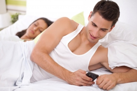 Infidelity in dating relationships