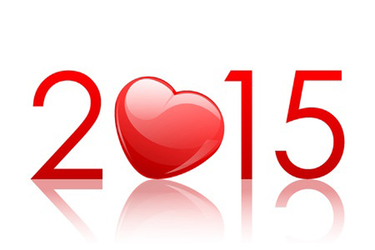 2015 is your year for finding love.
